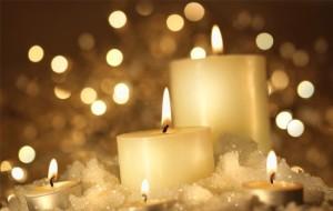 Natale candele