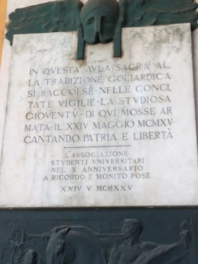Pavia università