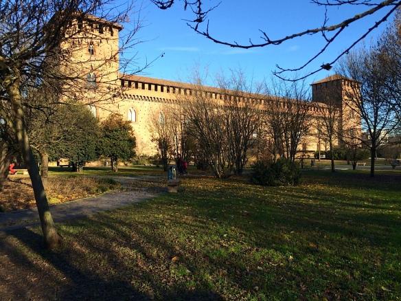 Castello visconteo - Pavia  fotografia di Primula