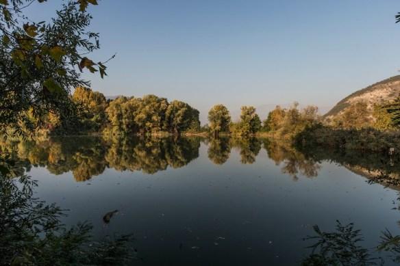 Le Torbiere - Lago d'Iseo. Fotografia di Giancarlo Amadio