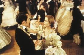 il ballo al Castello di Vaubeyssard Scena del fil Madame Bovary (1991) di Claude Chabrol con Isabelle Huppert