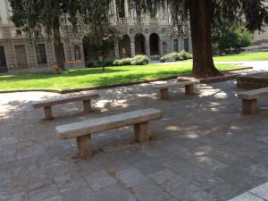 Collegio Universitario Fraccaro - Università di Pavia (foto personale)