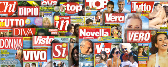 riviste gossip