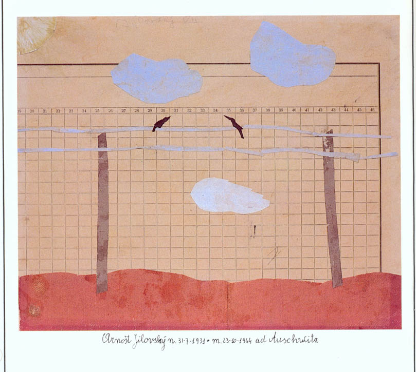 campo di concentramento di terezin   ma bohème - Un Piccolo Giardino Fragrante