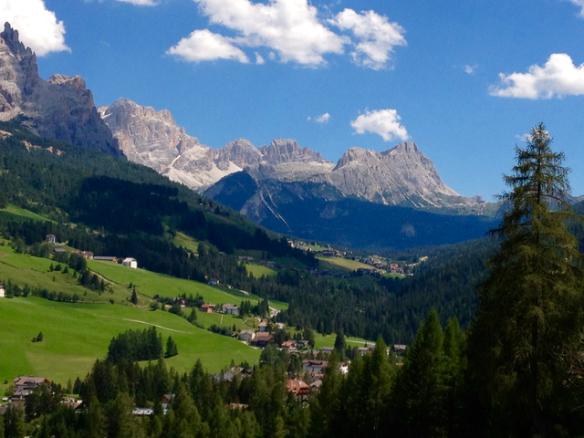 Alta Val Badia - fotografia di Primula, Ma Bohème