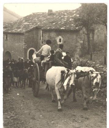 carro di San Martino