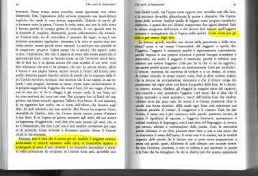 Sartre, Che cos'è la letteratura? Perché si scrive? (p. 34-35) cliccare per ingrandire